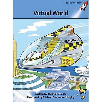 Virtual World by Jack Gabolinscy - Michael Cashmore-Hingley - 9781927