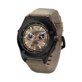 Jorg Gray Mens JG8800-23 le cadran de Camouflage du chronographe Collection secrète