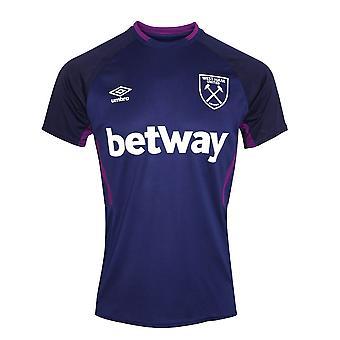 2019-2010 West Ham Training shirt (Marinha)