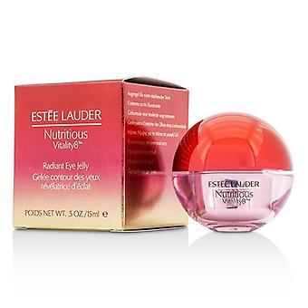 Estee Lauder näringsrik Vitality8 strålande ögat gelé 15ml/0,5 oz