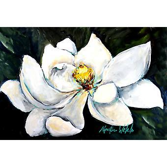 Carolines Treasures  MW1234PLMT Sweet Magnolia Fabric Placemat