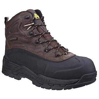 Amblers Safety Mens FS430 Orca Safety Boot Brown