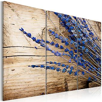Artgeist Canvas Print Lavander (Decoration , Pictures and frames , Canvases)