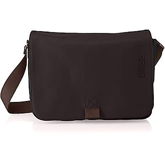 Bree Punch Casual 62 Anthra/d. Br Sh. Bag - Unisex Adult Grau Shoulder Bags (Anthra.) 8x24x34 cm (B x H T)