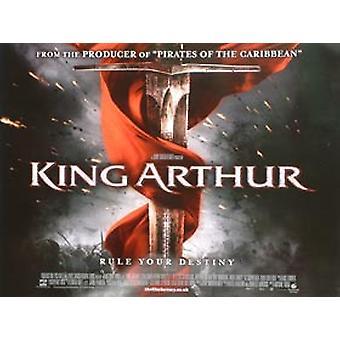 King Arthur (kaksipuolinen) alkuperäinen elokuva juliste