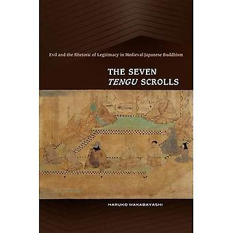 De sju Tengu-rullar