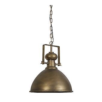 Light & Living Hanging Pendant Lamp D43x49cm Ford Bronze