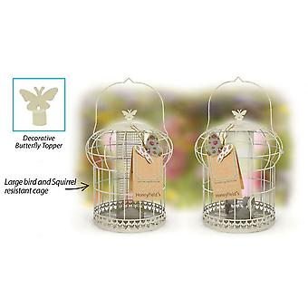Honeyfields Cottage Peanut Feeder