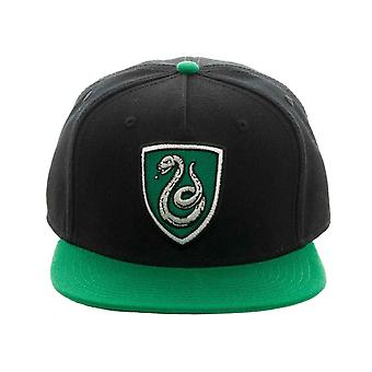 Harry Potter Baseball Cap Slytherin Crest Emblem new Official Snapback
