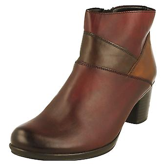 Ladies Remonte Ankle Boots R1573