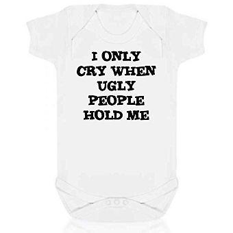 Babygrow projeta a seleção-escolha de ternos curtos do corpo da luva do bebê