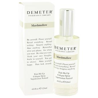 Demeter by Demeter Marshmallow Cologne Spray 4 oz / 120 ml (Women)