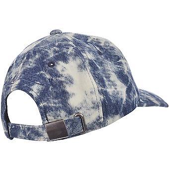 Mitchell & Ness Acid Denim NBA Cleveland Cavaliers Baseball Cap Strapback Hat