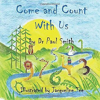 Kom och räkna med oss av Dr. Paul Smith - 9781786239907 Bok