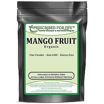 Mango-van heel natuurlijk organisch fruit poeder