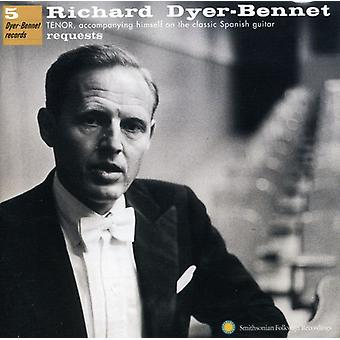 Richard Dyer-Bennet-Dyer-Bennet No. 5 [CD] USA import