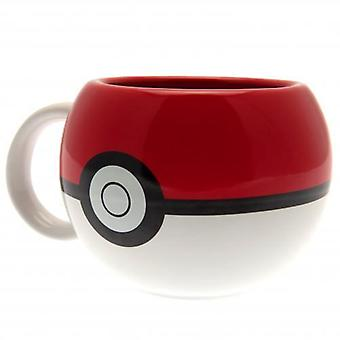 Pokemon 3D taza Pokeball