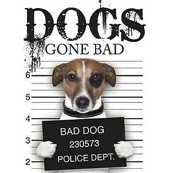 Dogs Gone Bad by Jack Russell - 9781782743217 Book