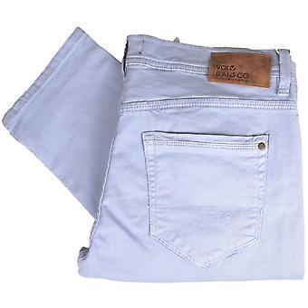 Voi Jeans Lj 1250 Super Slim Sky Blue Jeans