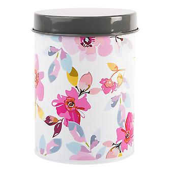 Navigare Gardenia Canister, Alb florale