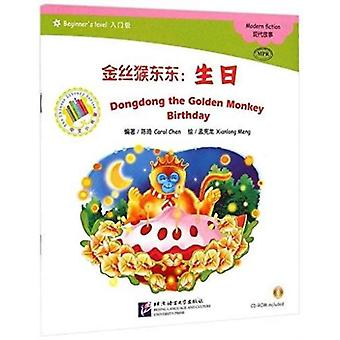 Dongdong the Golden Monkey by Chen & Carol