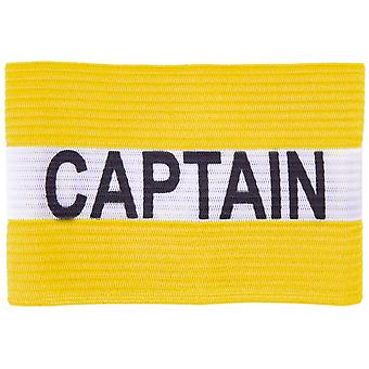 Captain Armband, Adult, Yellow