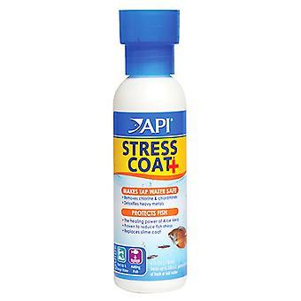 API ストレス コート (魚、メンテナンス、水メンテナンス) 118 ml
