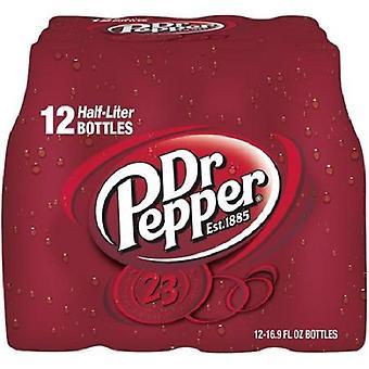 Dr Pepper-( 473 Ml X 12 Bottles )