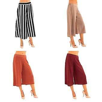 Lili London Womens/Ladies Wide Leg Culottes