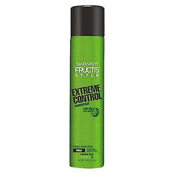 Garnier fructis spray de cabello de estilo, más espera, oz 8,25