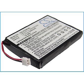 Batteri för Intermec Norand 550038-000 HPI781-LI 680 681 682 781 782T PB20A