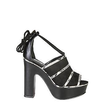 Ana Lublin Original Women Spring/Summer Sandals - Black Color 29222