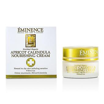 Eminence Apricot Calendula Nourishing Cream - For Normal To Dry & Sensitive Skin Types - 30ml/1oz