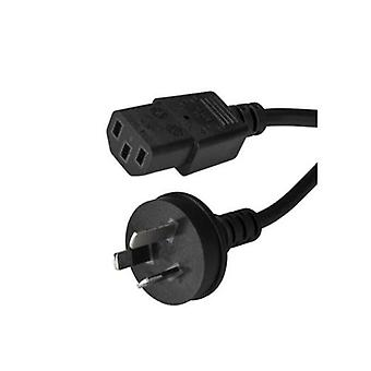 Startech 1M Power Supply Cord As Nzs 3112 To C13 Startech 1M Power Supply Cord As Nzs 3112 To C13 Startech 1M Power Supply Cord As Nzs 3112 To C13 Startech