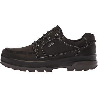 ECCO الرجال & أبوس؛ق المسار الوعرة غور تكس موك التعادل المشي لمسافات طويلة الأحذية
