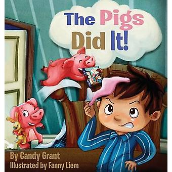 The Pigs Did It by Grant & Candy