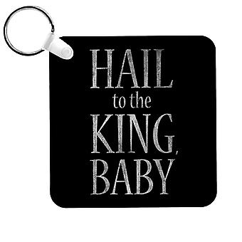 Evil Dead Hail To The King Baby Duke Nukem Keyring