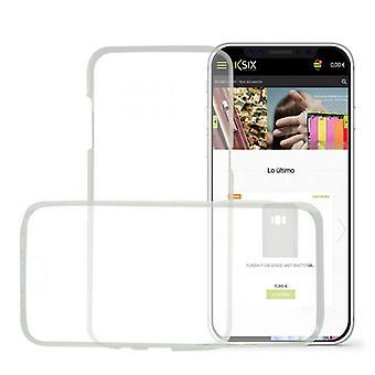 Coque mobile Iphone X KSIX Flex 360 (2 Pcs)