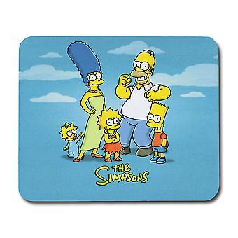 O Mousepad dos Simpsons