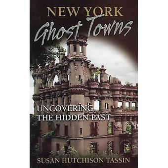 New York Ghost Towns - Uncovering the Hidden Past by Susan Hutchison T