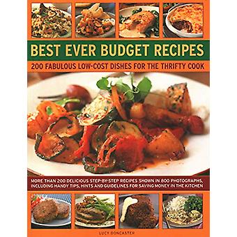 Best Ever Budget Recipes - 175 fabulous low-cost dishes for the thrift