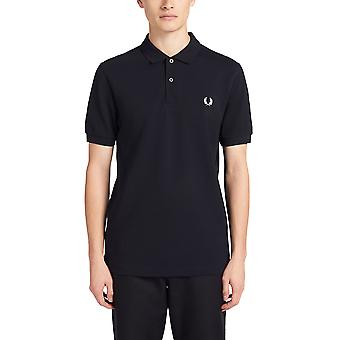 Fred Perry Men's Plain Polo T- Shirt Regular Fit