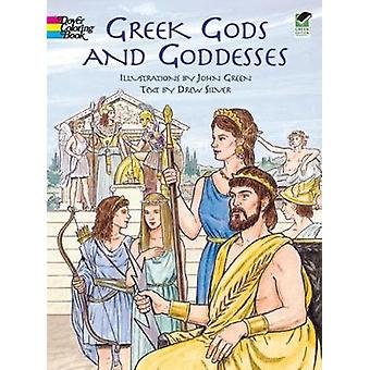 Greek Gods and Goddesses by John Green - 9780486418629 Book