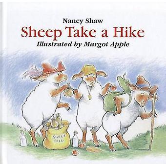 Sheep Take a Hike by Nancy E Shaw - Margot Apple - 9780780775879 Book