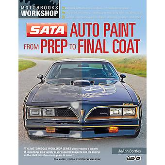 Sata Auto Paint from Prep to Final Coat by JoAnn Bortles