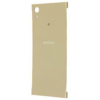 Housing part back cover, for Sony Xperia XA1 – Gold