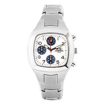 Miesten's Watch Chronotech CT7028-01M (38 mm)