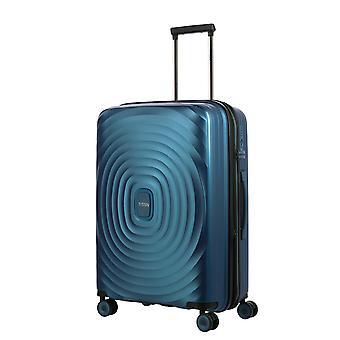 TITAN Looping Vaunu M, 4 pyörää, 67 cm, 71 L, sininen