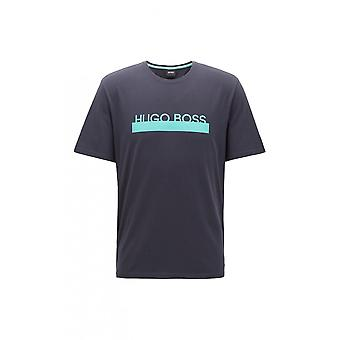 Hugo Boss Leisure Wear Hugo Boss Men's Open Blue Identity T-shirt