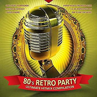 80's Retro Party [CD] USA import